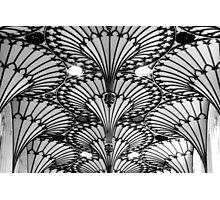 Ceiling mono Photographic Print
