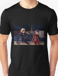 But At Night... Unisex T-Shirt
