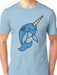 The Happy Narwhal Unisex T-Shirt