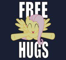 FREE HUGS! - Fluttershy (Open Arm) by Pegasi Designs