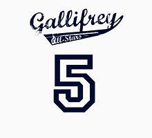 Gallifrey All-Stars: Five (alt) Men's Baseball ¾ T-Shirt