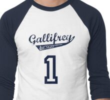 Gallifrey All-Stars: One (alt) Men's Baseball ¾ T-Shirt