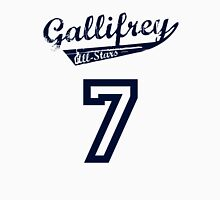 Gallifrey All-Stars: Seven (alt) Men's Baseball ¾ T-Shirt