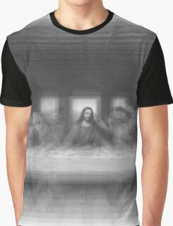 The Last Supper Graphic T-Shirt