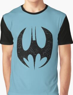 Chesters Bat symbol Graphic T-Shirt