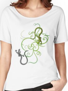 gecko duality Women's Relaxed Fit T-Shirt
