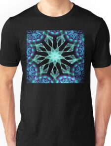 Aqua Diamonds Unisex T-Shirt