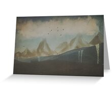 Tales from Ithilien Greeting Card