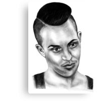 TOWIE'S Bobby Norris Canvas Print