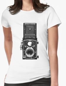 Rolleicord V - Model K3C Womens Fitted T-Shirt