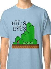 The Hills Have Eyes Mario Classic T-Shirt