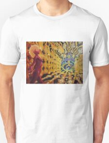 Vision of the fourth dimension T-Shirt
