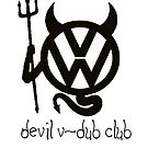 devil v dub club by zacco