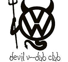 devil v dub club by zacco