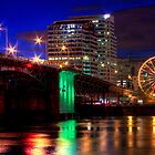 Portland Lights In HDR by thomr
