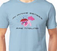 Pinkie Senses Unisex T-Shirt