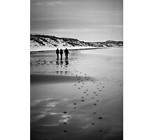 Dunnet Beach, Boxing Day 2010, Caithness, Scottish Highlands Photographic Print