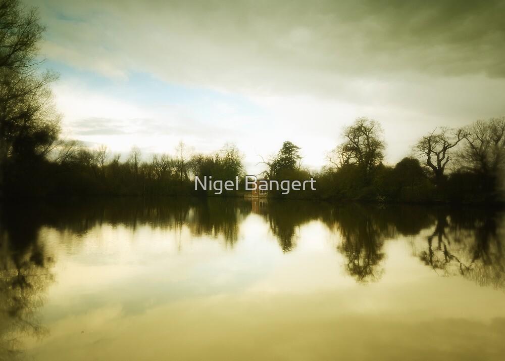 Lake House by Nigel Bangert