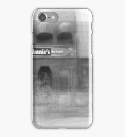 Annie's Bar and Grill Toronto iPhone Case/Skin