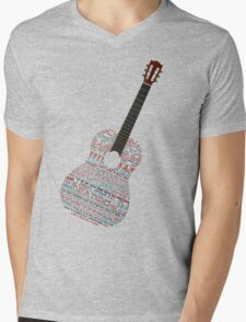 Like a Rolling Stone - Bob Dylan Mens V-Neck T-Shirt