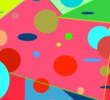 Colour Circus Sticker