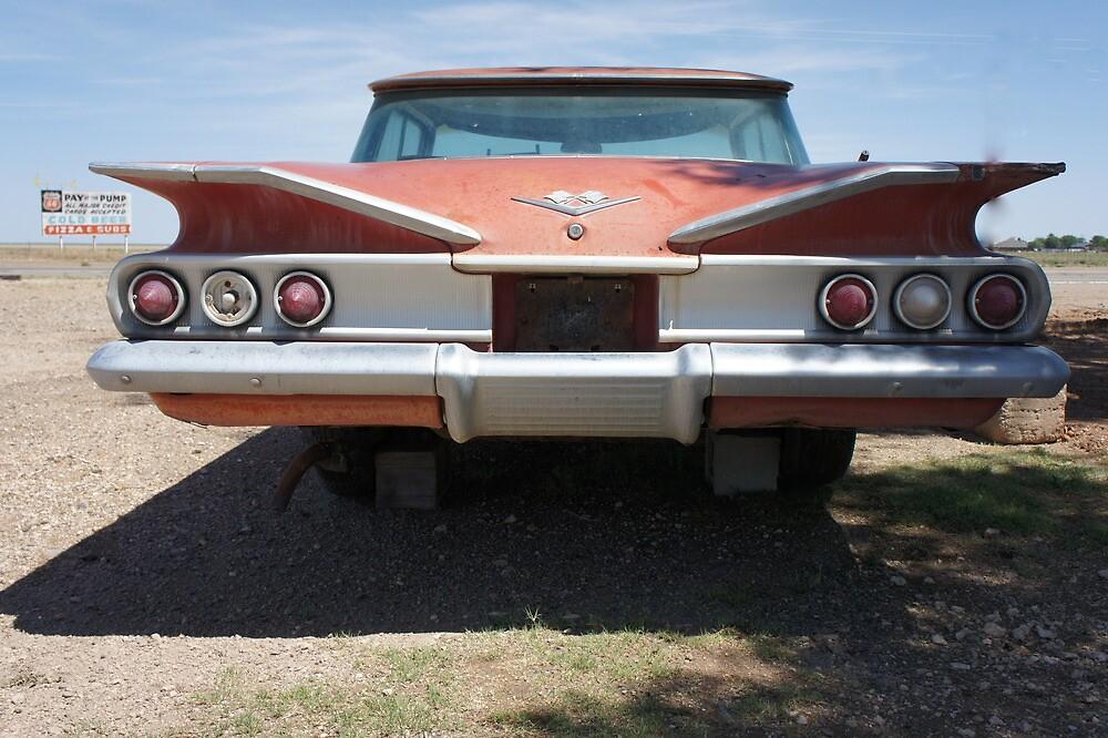 1960 Chevrolet by TxGimGim