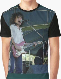 Cold Chisel - Ian Moss, North Sydney 1978 Graphic T-Shirt