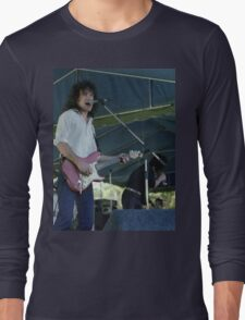 Cold Chisel - Ian Moss, North Sydney 1978 Long Sleeve T-Shirt
