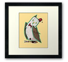 The Eleventh Who Framed Print