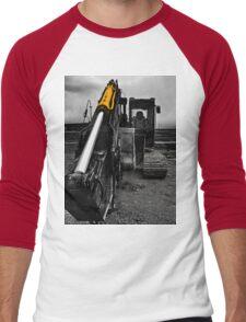 Big Cat 2 tee Men's Baseball ¾ T-Shirt