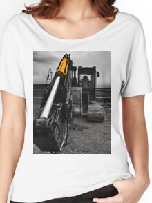 Big Cat 2 tee Women's Relaxed Fit T-Shirt
