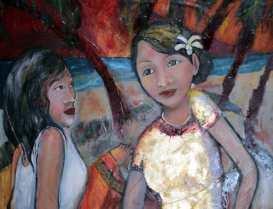 Friends by Lorna Gerard