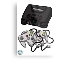 Videogame console #5 Metal Print