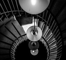 Spiral Out by Hasan Ibrahim