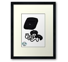 Videogame console #3 Framed Print