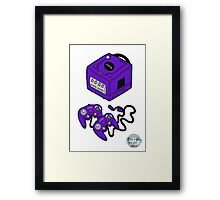 Videogame console #2 Framed Print