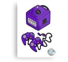 Videogame console #2 Metal Print