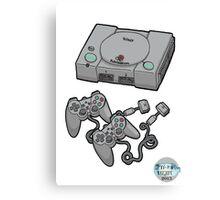 Videogame console Canvas Print