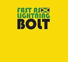 Fast As Lightning Bolt by Matt Burgess