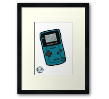 Handheld Console Framed Print