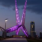 SKYDANCE WALK BRIDGE  by Joe Powell