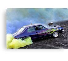 ILURVIT Asponats Burnout Canvas Print