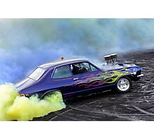 ILURVIT Asponats Burnout Photographic Print