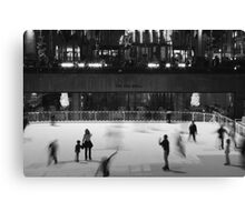 Calm In the Crowd Canvas Print