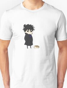 A Detective and His Hedgehog T-Shirt