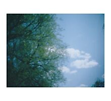 Instant Clouds Photographic Print