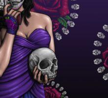 Dia De Los Muertos - Isabella Sticker