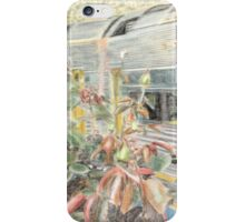 Woodford roses and the 4:50 from Central iPhone Case/Skin