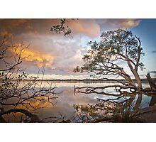 Lake Weyba Photographic Print