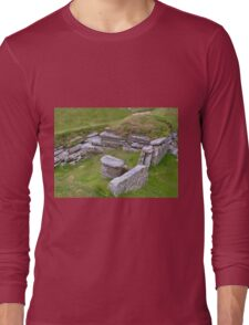 Des Res Circa 3000BC Long Sleeve T-Shirt